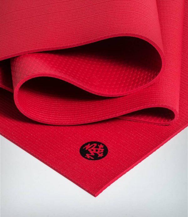 Manduka Yogamatte PROLite Passion Mittel-Rot 4