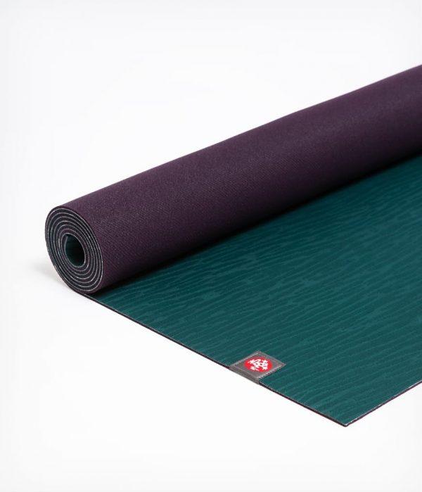 Manduka Yogamatte eKO Lite Thrive Dunkel-Grün 2