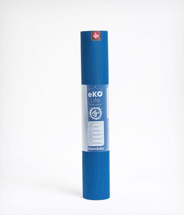 Manduka Yogamatte eKO Lite Truth Blue Strahlend Blau 4