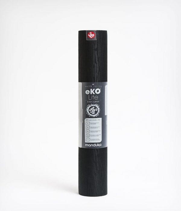Manduka Yogamatte eKO Lite Black Port Schwarz 4