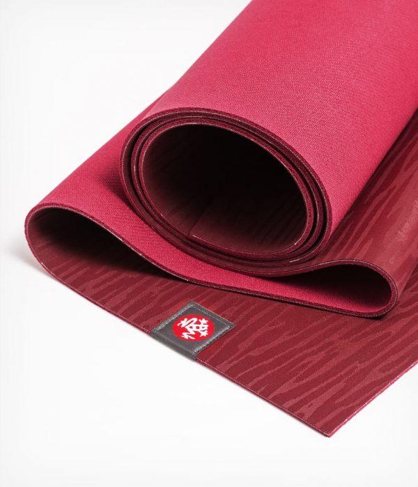 Manduka Yogamatte eKO Lite Verve Dunkel-Rot