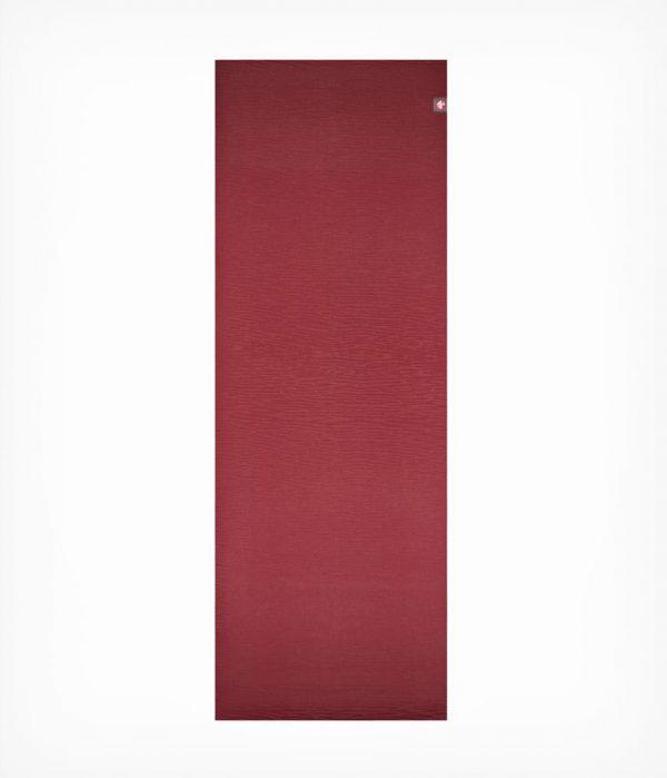 Manduka Yogamatte eKO Lite Verve Dunkel-Rot 3