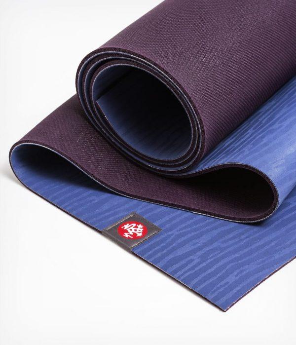 Manduka Yogamatte eKO Haze Blau