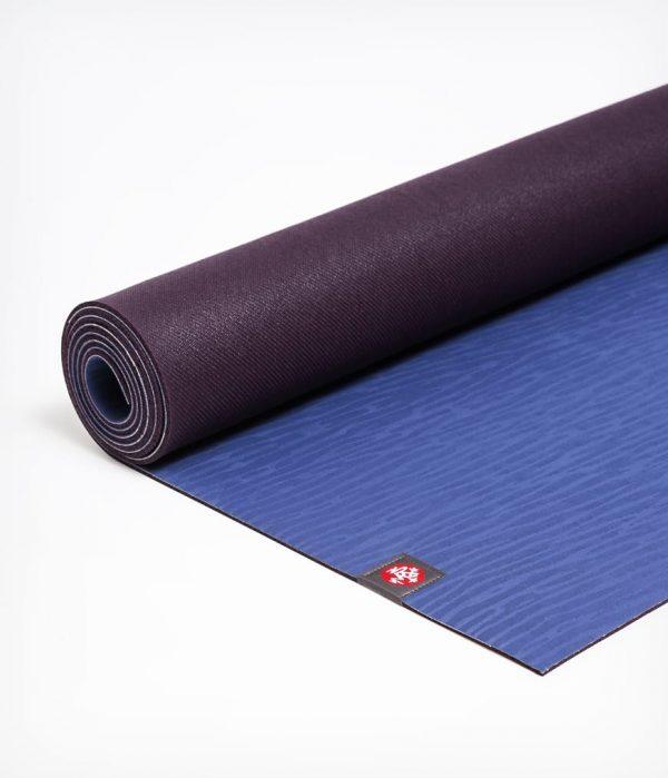 Manduka Yogamatte eKO Haze Blau 2