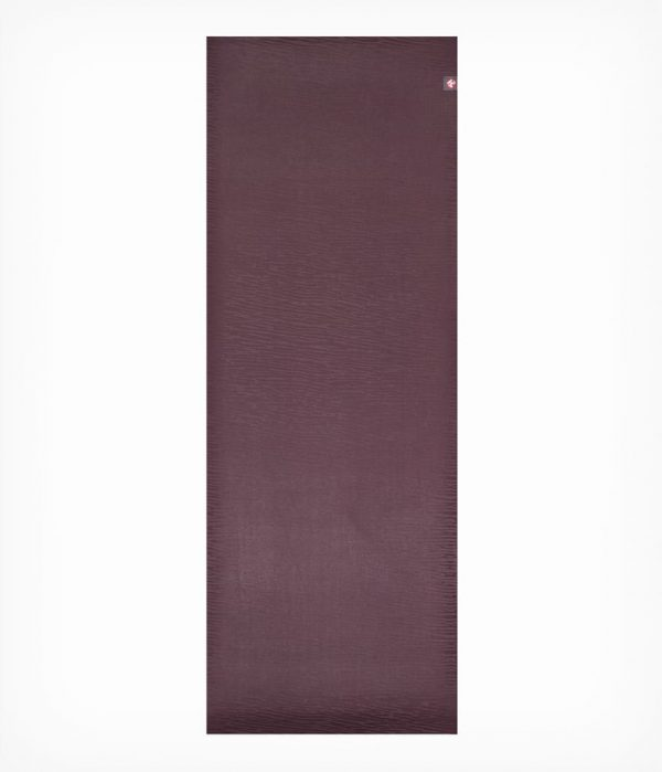 Manduka Yogamatte eKO Port Dunkel-Rot 3