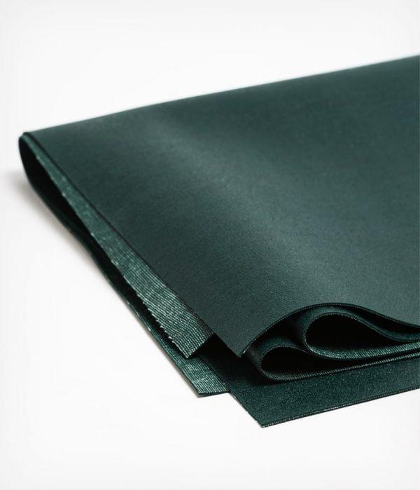 Manduka Reise-Yogamatte eKO SuperLite Thrive Dunkel-Grün