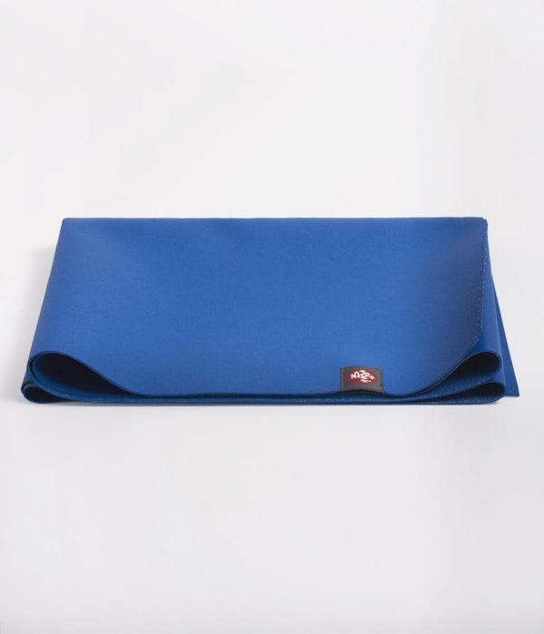 Manduka Reise-Yogamatte eKO SuperLite Truth Blue Strahlend Blau 2