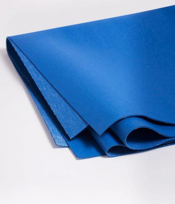 Manduka Reise-Yogamatte eKO SuperLite Truth Blue Strahlend Blau 3