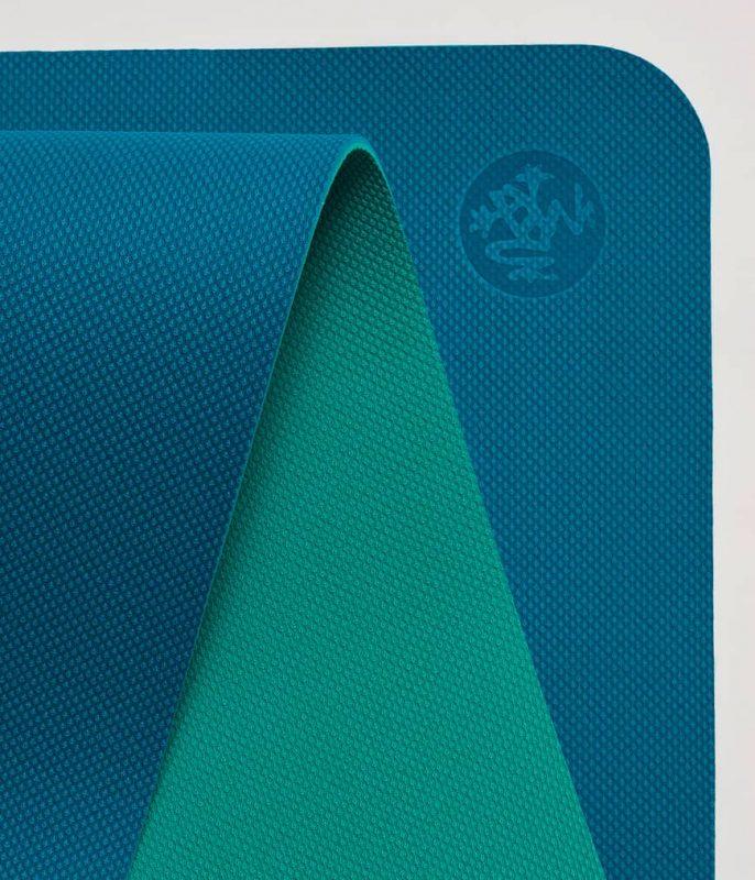 Manduka Yogamatte Welcome Mat Harbour Türkis/ Aqua 7