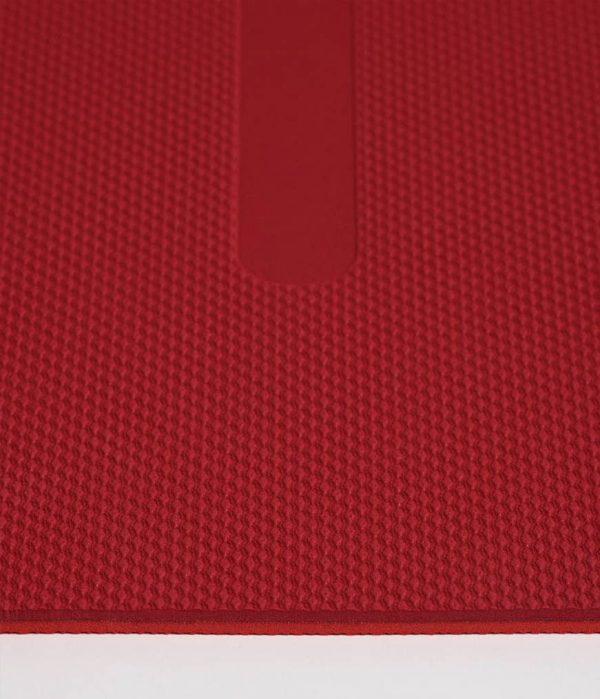 Manduka Yogamatte Welcome Mat Passion Mittel-Rot 4