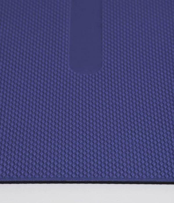 Manduka Yogamatte Welcome Mat Tranquil Blau 5