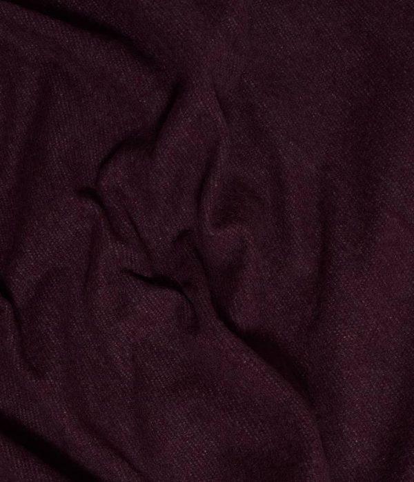 Manduka Woll-Decke Indulge Dunkel-Lila 3