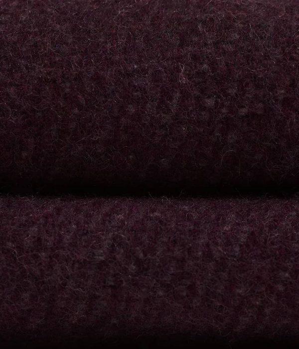 Manduka Woll-Decke Indulge Dunkel-Lila 4