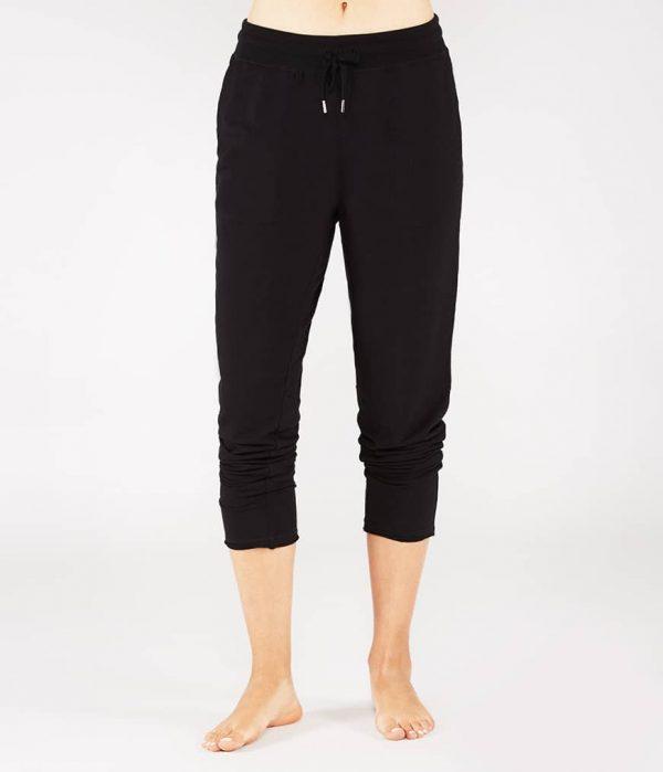 Manduka Yoga-Jogger RESOLUTION JOGGER BLACK schwarz für Frauen 1