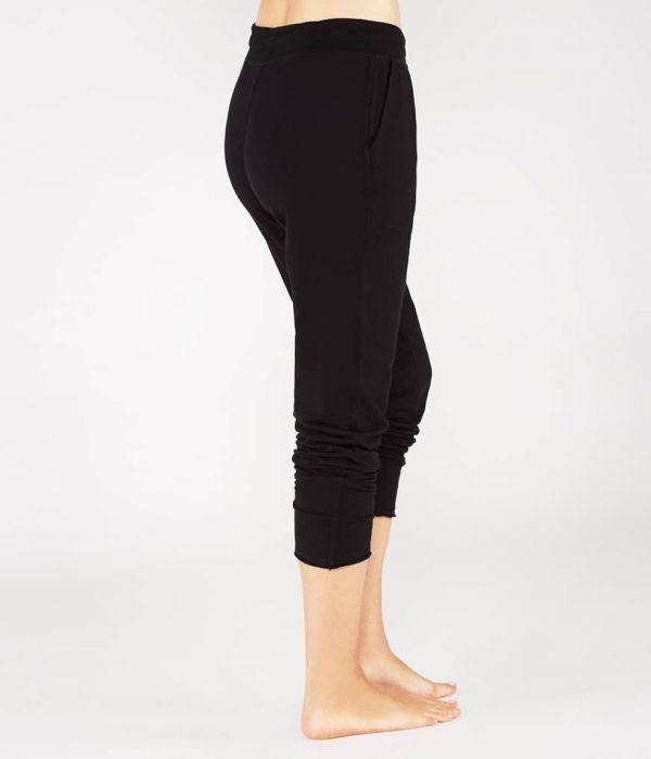 Manduka Yoga-Jogger RESOLUTION JOGGER BLACK schwarz für Frauen 2