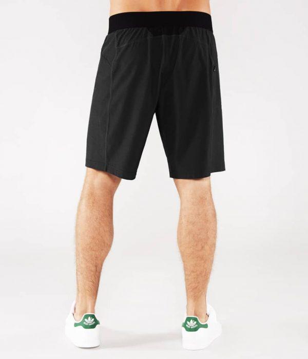 Manduka Yoga-Short DAILY LITE BLACK schwarz für Männer 2
