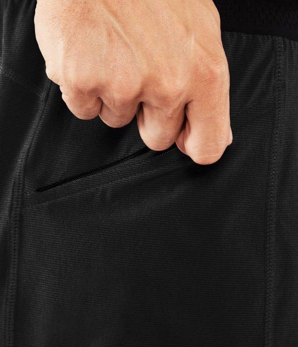 Manduka Yoga-Short DAILY LITE BLACK schwarz für Männer 6