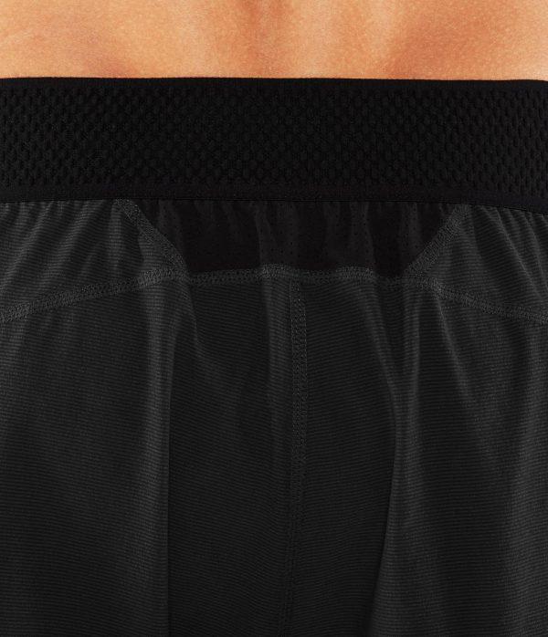 Manduka Yoga-Short DAILY LITE BLACK schwarz für Männer 7