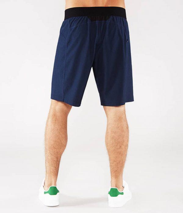 Manduka Yoga-Short DAILY LITE MIDNIGHT blau für Männer 2
