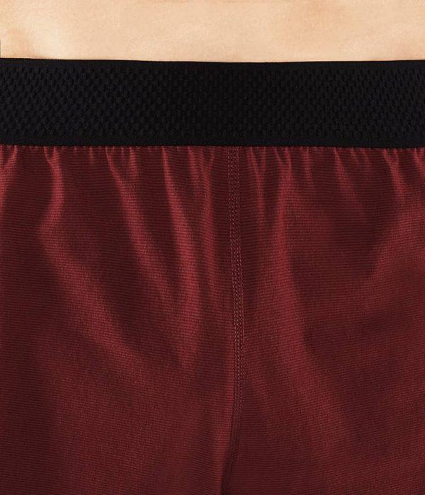 Manduka Yoga-Short DAILY LITE PORT dunkel-rot für Männer 4