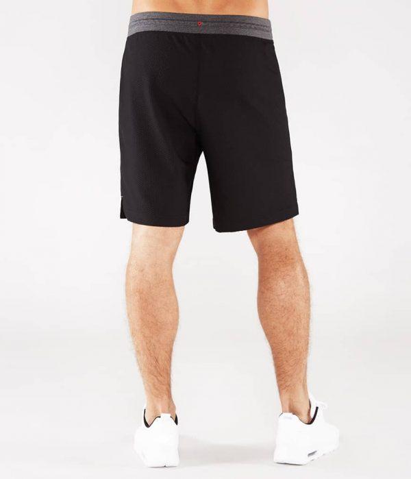 Manduka Yoga-Short PERFORMANCE MESH SHORT BLACK schwarz für Männer 2