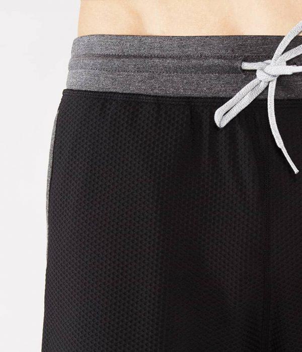Manduka Yoga-Short PERFORMANCE MESH SHORT BLACK schwarz für Männer 3