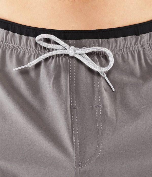 Manduka Yoga-Short MANDUKA X SHORT THUNDER grau für Männer 4