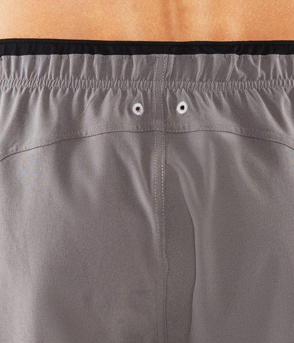 Manduka Yoga-Short MANDUKA X SHORT THUNDER grau für Männer 7