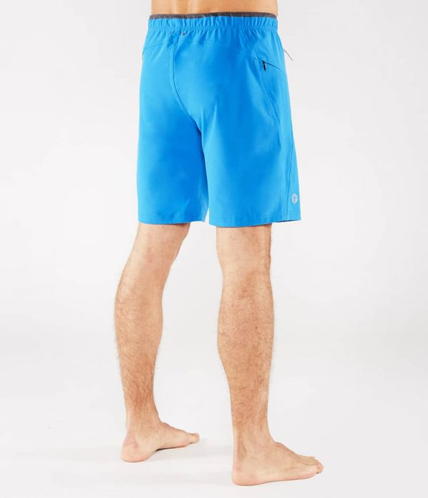 Manduka Yoga-Short MANDUKA X SHORT TRUE BLUE hell-blau für Männer 2