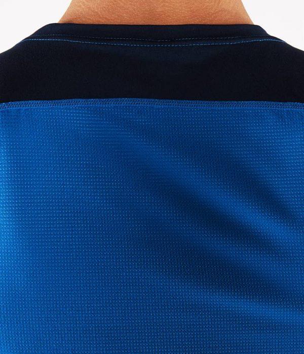 Manduka Yoga Tank-Top MINIMALIST TANK 2.0 TRUE BLUE hell-blau für Männer 4