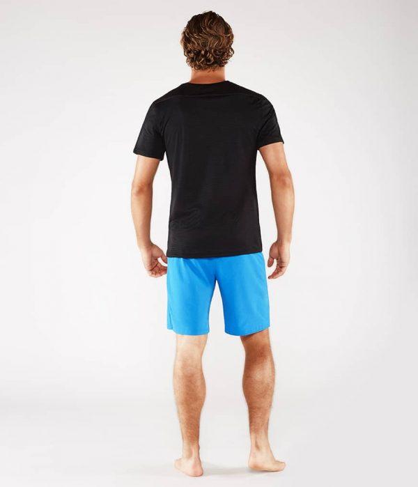 Manduka Yoga-Shirt MINIMALIST TEE 2.0 BLACK schwarz für Männer 7