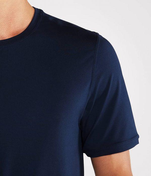 Manduka Yoga-Shirt CROSS TRAIN TEE MIDNIGHT blau für Männer 2